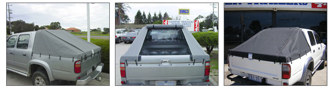 Ute u0027Fastbacku0027 Canopies & Vehicle Canvas | Outback Campers | Camper Trailers Melbourne