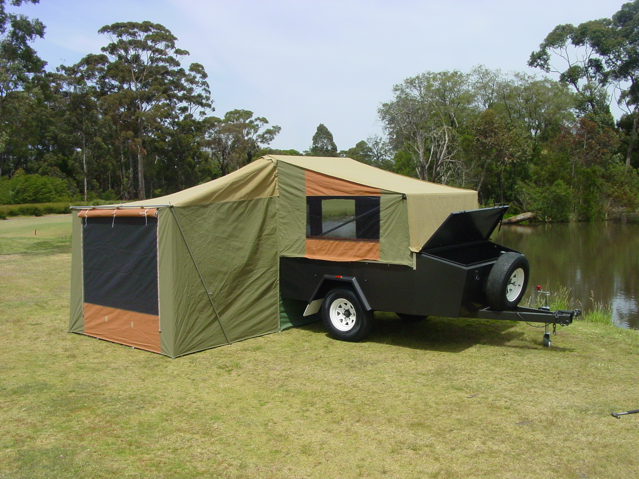 Popular Trailer Amp Ute Canopies Melbourne  Australian Canvas Co