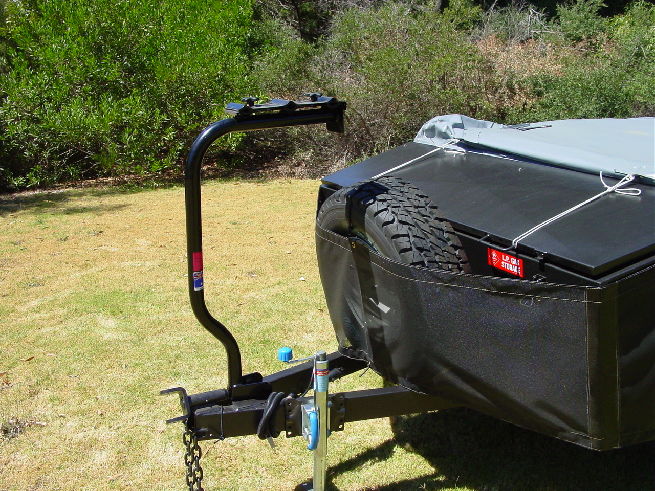 Bike Camper Trailer Sturt Off Road Camper Outback Campers Camper Trailers Melbourne