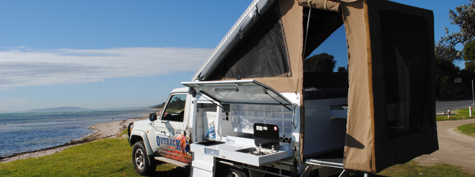 Utes For Sale Melbourne >> Outback Campers | Camper Trailers Melbourne