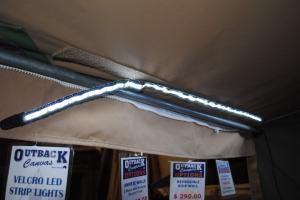 News- Velcro On LED Strip Light